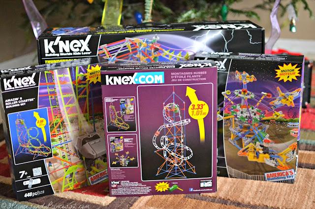 K'NEX Building Sets - Thrill Rides