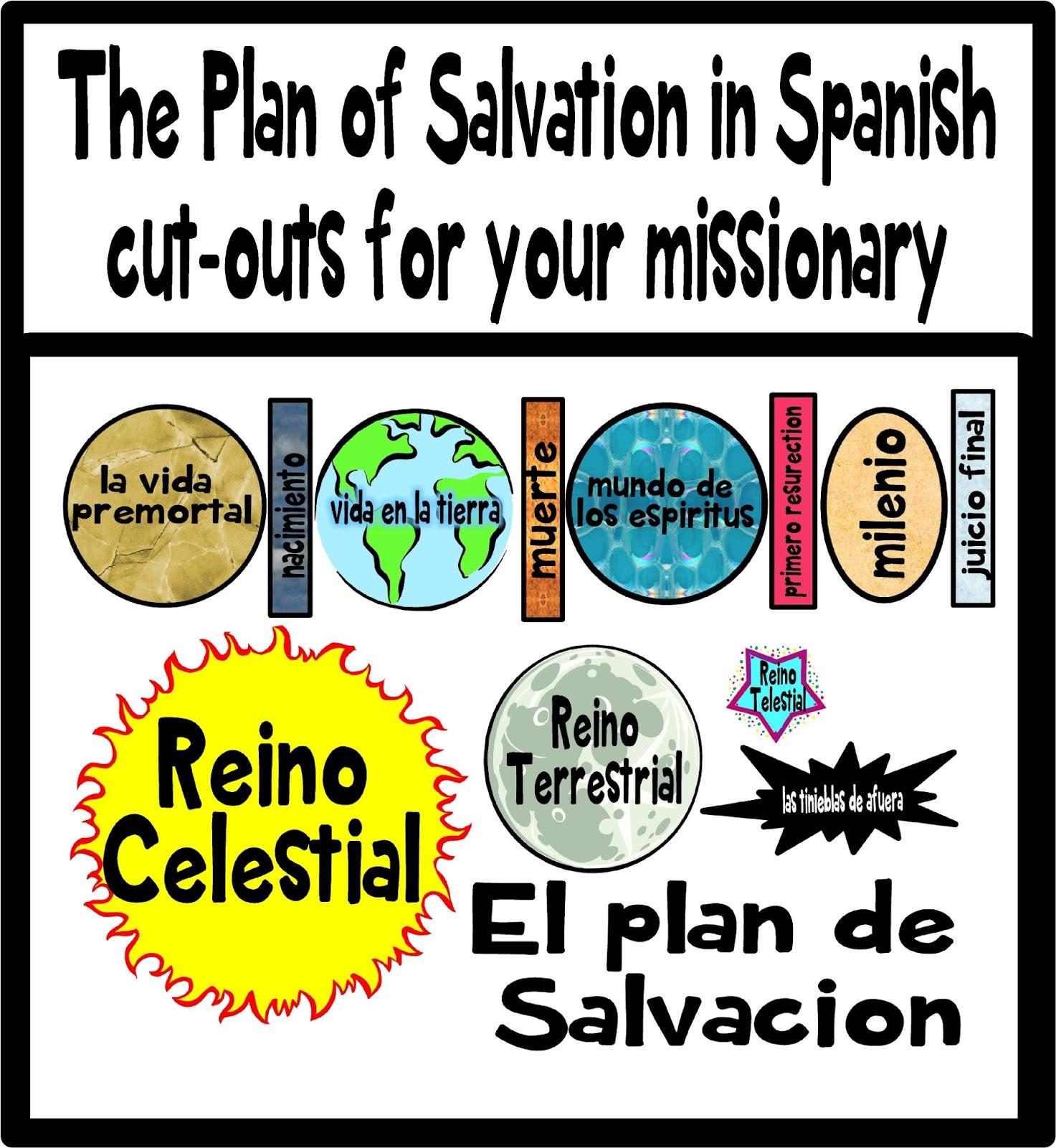 Hollyshome church fun plan of salvation cut outs in spanish and the plan of salvation cut outs in spanish pooptronica