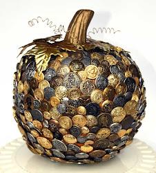 Click below to see my Button Pumpkin