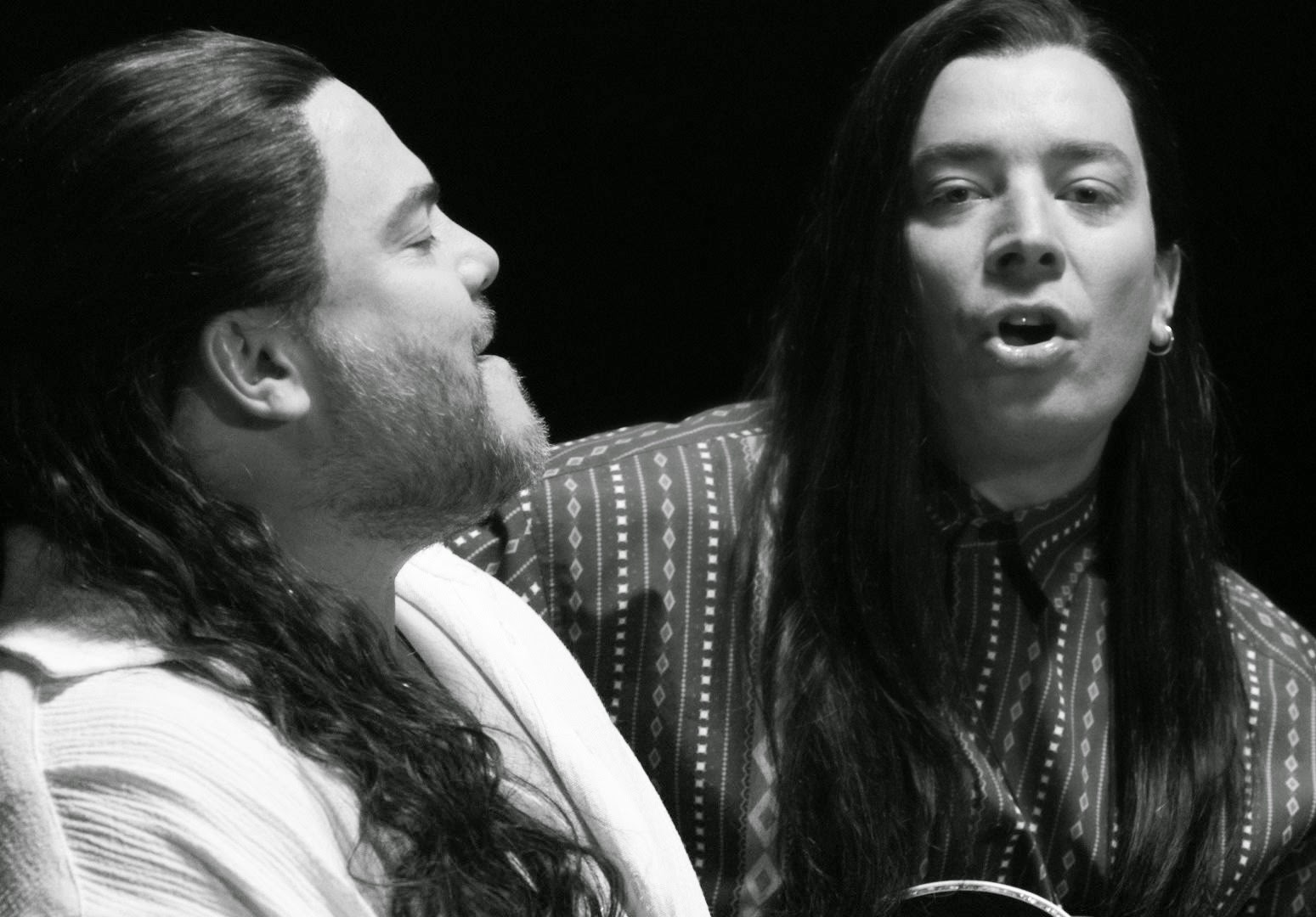 Watch Jack Black & Jimmy Fallon Take On Extreme's More Than Words