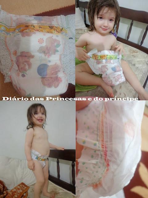 Diário das Princesas e do Príncipe.