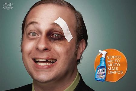 Preparat la publicidad lleg abril 2011 for Anuncios de productos de limpieza