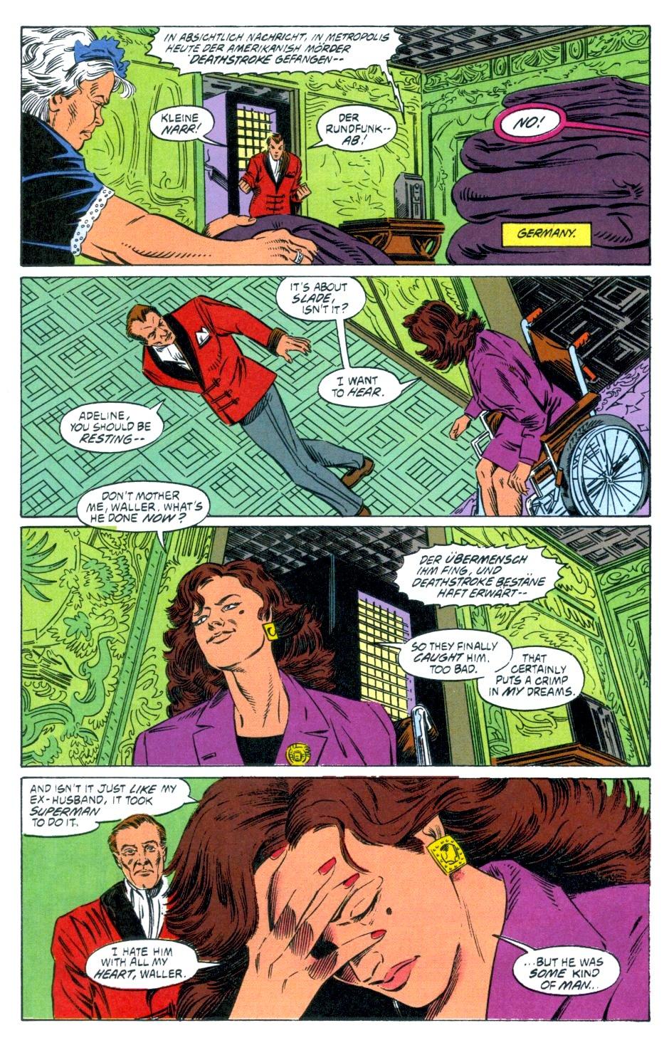 Deathstroke (1991) Issue #12 #17 - English 5