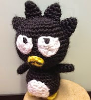 http://www.ravelry.com/patterns/library/crochet-badtz-maru-doll-toy