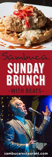 Dine & Dance at Sambuca