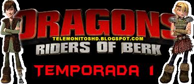 Dragones De Berk: Temporada 01 720p