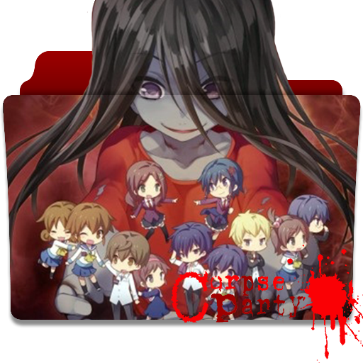 El mejor anime de gore terror corpse party tortured souls for Imagenes de anime gore