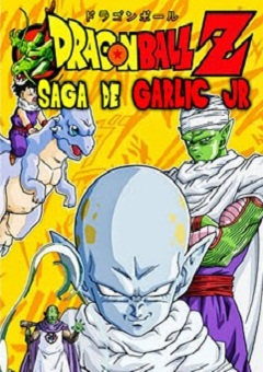 Dragon Ball Z - Saga de Garlic Jr. Desenhos Torrent Download completo