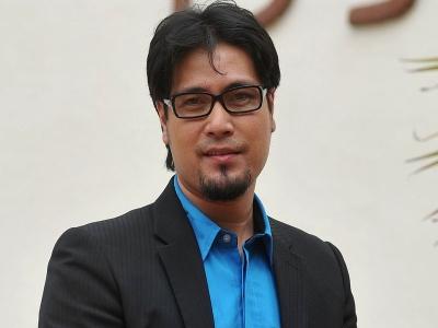 Zed Zaidi Presiden Persatuan Seniman Malaysia (Seniman)