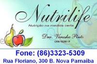 Nutricionista - Dra. Veruska Pinto
