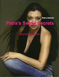PATRA'S SWEET SECRETS EBOOK English