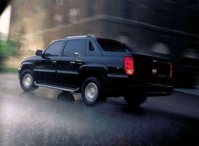 エスカレード ピックアップ | Cadillac Escalade EXT