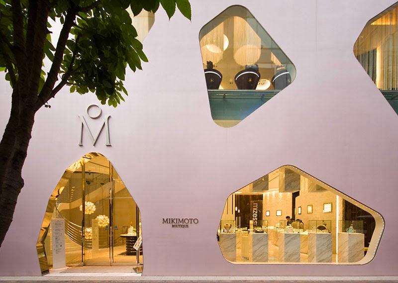 Edificio Mikimoto Ginza2 Toyo Ito