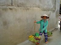 Vietnamese Hat (Nón Lá or conical hat)