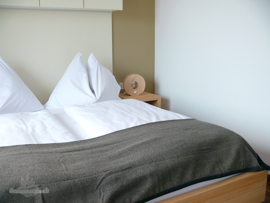Schlafzimmer Weingarten Resort Unterlamm-Loipersdorf