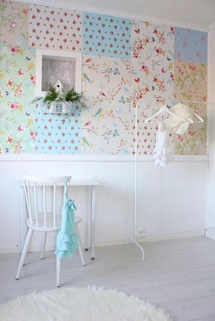 Cosas de palmichula opciones decorativas con papeles pintados - Papeles pintados originales ...