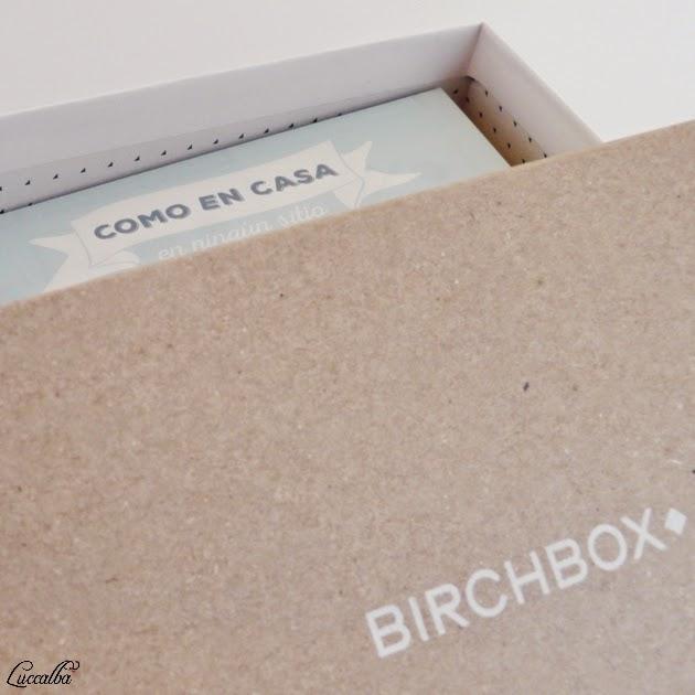 Caja Birchbox noviembre 2014