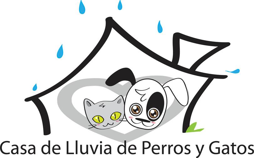 Casa de lluvia de perros y gatos