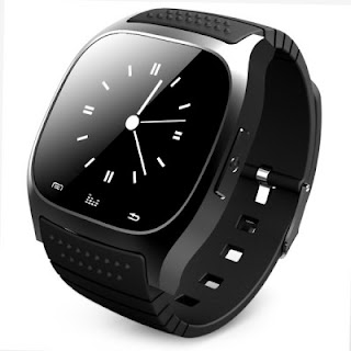 RWATCH LED Watch with Dial / Call Answer / SMS / Music / Anti-lost / Passometer / Thermometer for $22.99+ free shipping to India