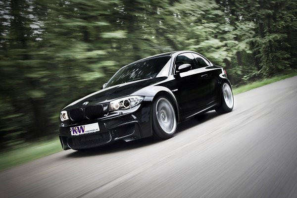 2011BMW 1-Series M Coupe KW Automotive