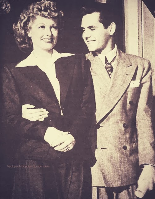 A Blog About Lucille Ball And Desi Arnaz What If Reason Of