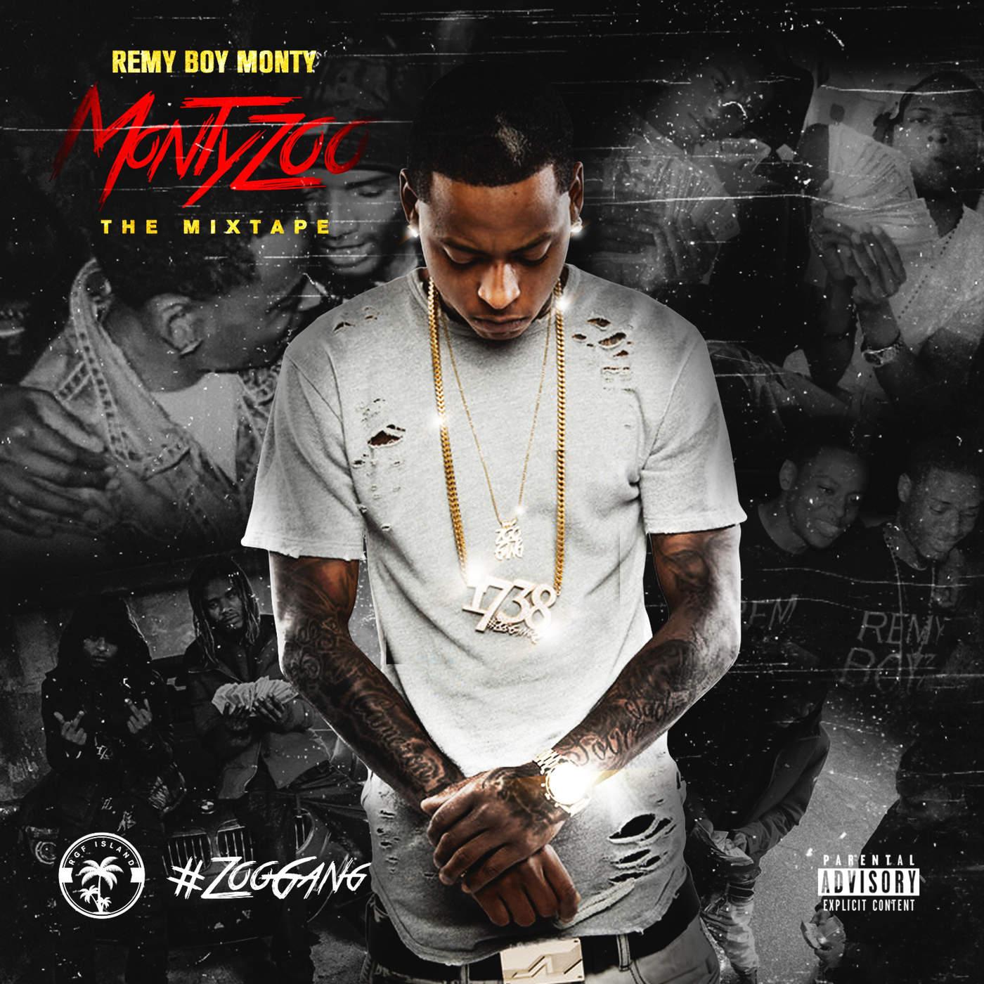 Monty - Monty Zoo Cover