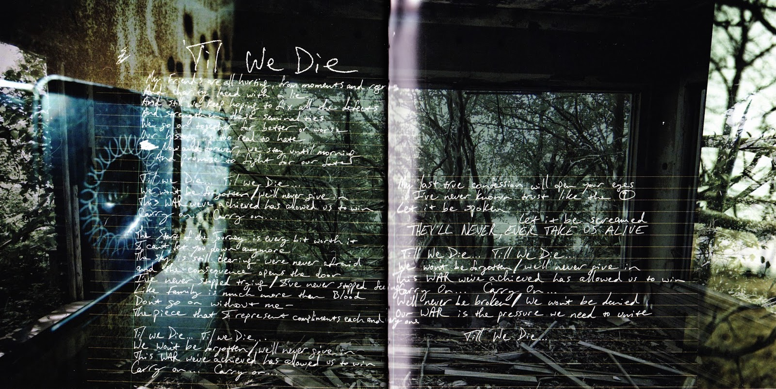 Slipknot gehenna lyrics