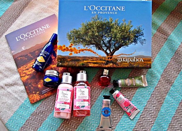 Guapabox L'Occitane