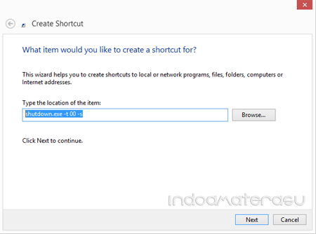 Shortcut Shutdown dan Restart Pada Windows 8/ 8.1/ 10 2