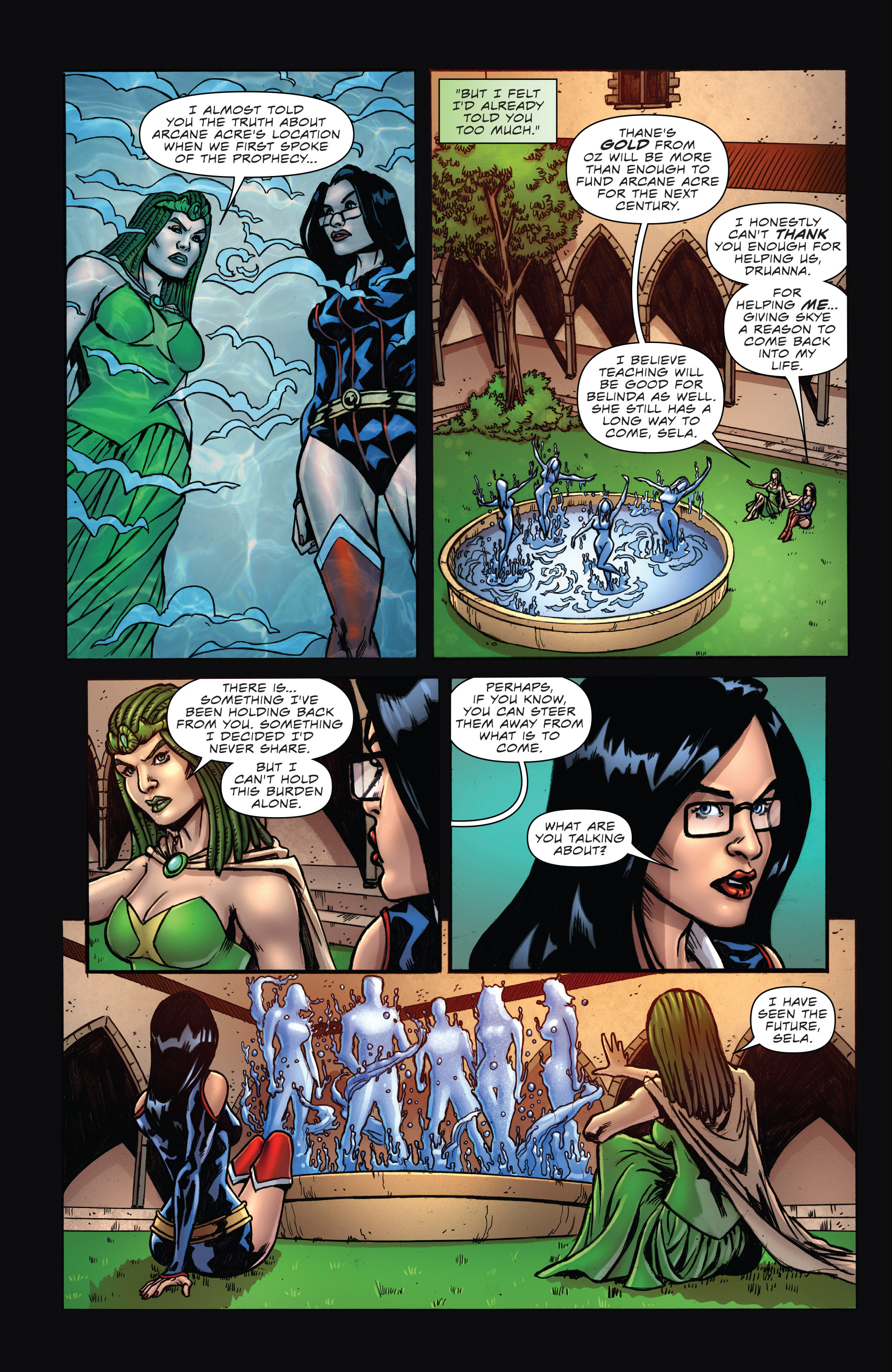 Grimm Fairy Tales (2005) Issue #106 #109 - English 19