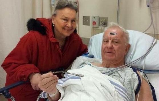 Selepas 51 Tahun Kemalangan, Lelaki Ini Baru Sedar Ada Sesuatu Dalam Badannya