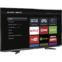 Sharp LC-50LB371U LED Roku TV
