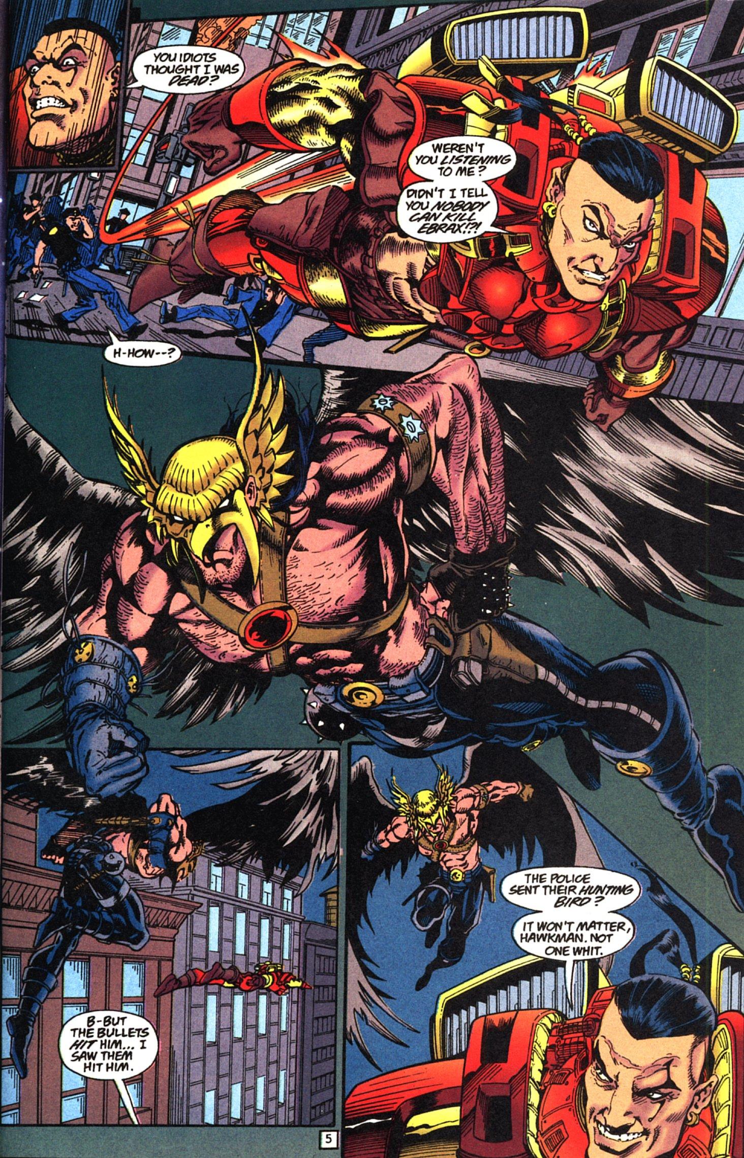 Deathstroke (1991) Issue #52 #57 - English 6
