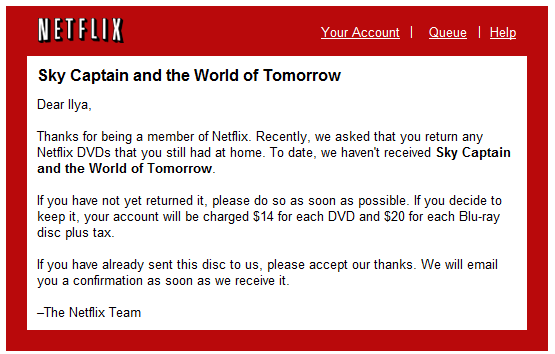 how to delete an account on netflix