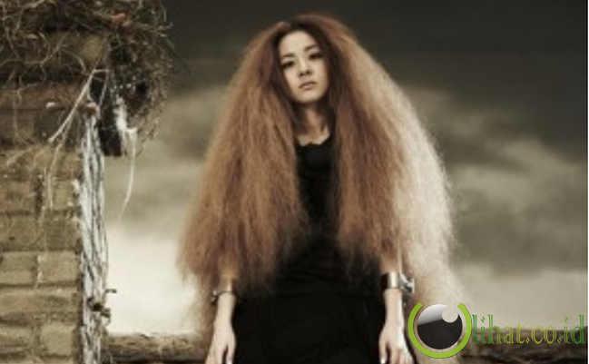 Berita Hots Terbaru Seleb Korea Dengan Gaya Rambut Yang Aneh - Gaya rambut ala girlband korea