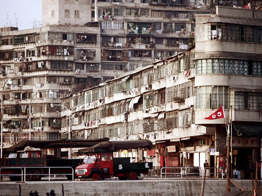 Daily Life In Hong Kong February 1972 Vintage Everyday