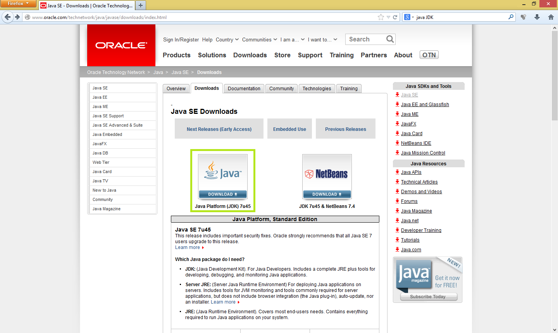 perlmentor.com − 32 bit jdk download linux