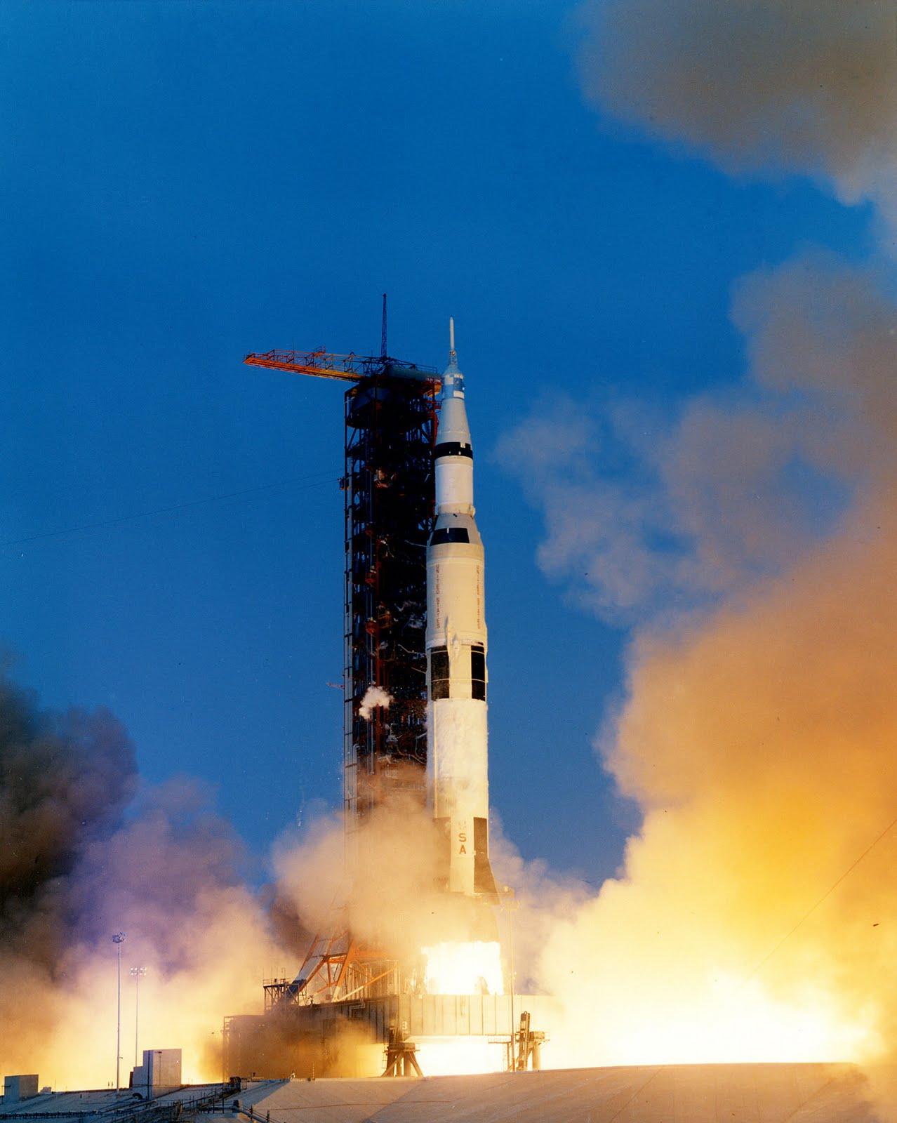 lift off apollo missions - photo #21