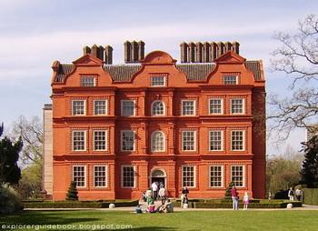 Kew Palace Inggris
