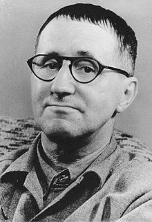 Bertolt Brecht. Parole sacrosante !