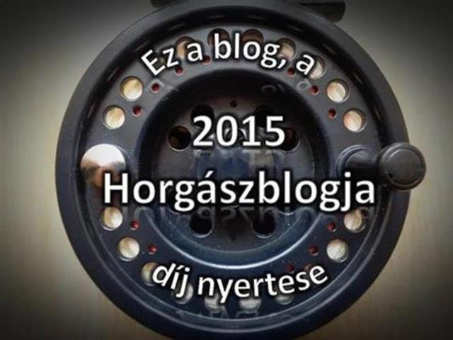 Blog díj