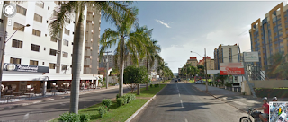Parte de Caldas Novas está no Google Street View