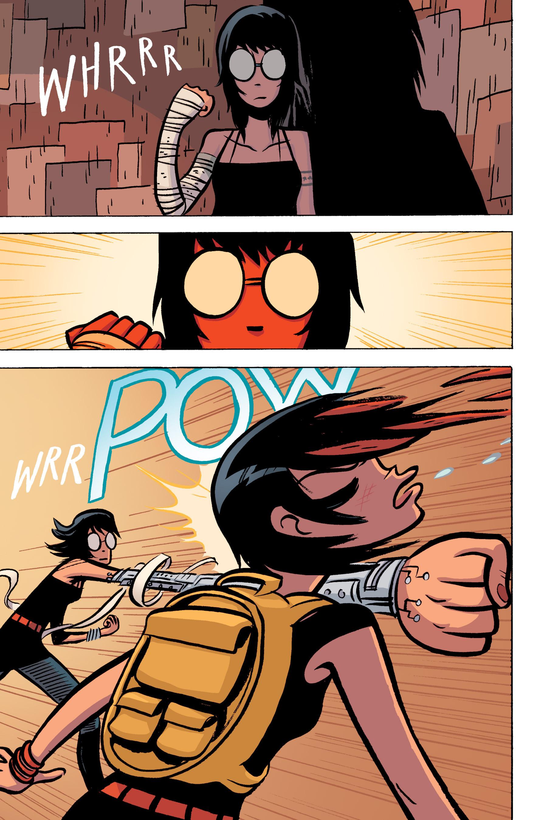 Read online Scott Pilgrim comic -  Issue #3 - 16