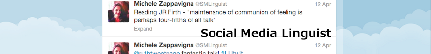 Social Media Linguist