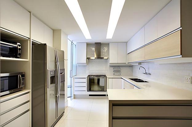 Decora Interi : Iluminação de Cozinhas