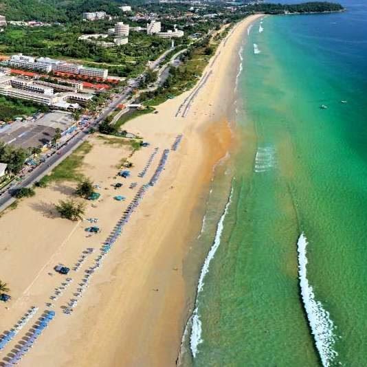 Phuket Karon Beach