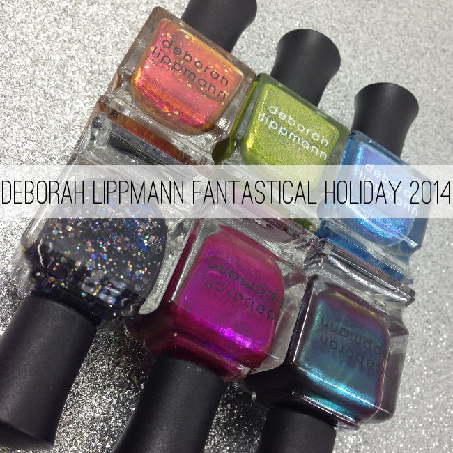 Lippmann deborah fantastical holiday nail polish collection forecasting to wear for on every day in 2019