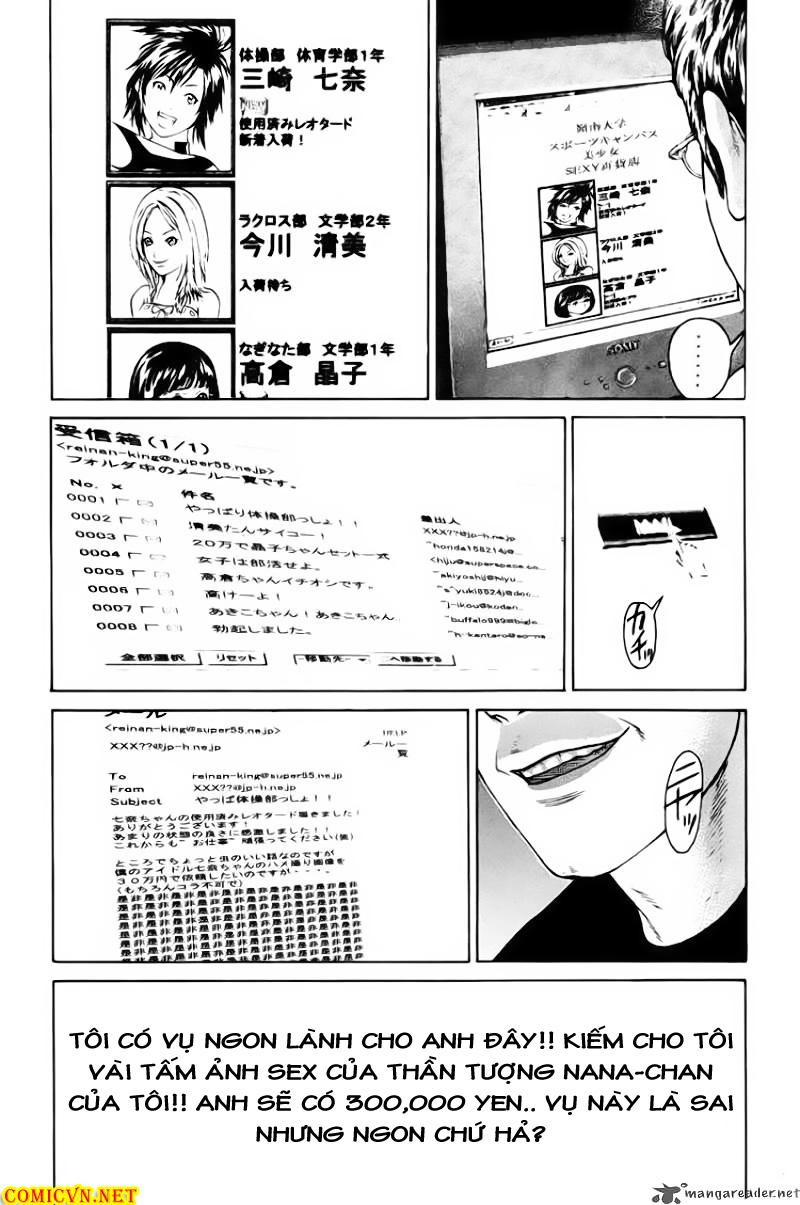 Karate Shoukoushi Kohinata Minoru chap 32 Trang 13