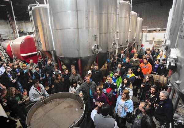 Heavy Seas Brewery Tour Baltimore