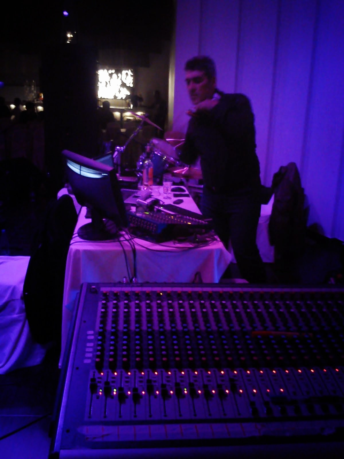 ilias on decks